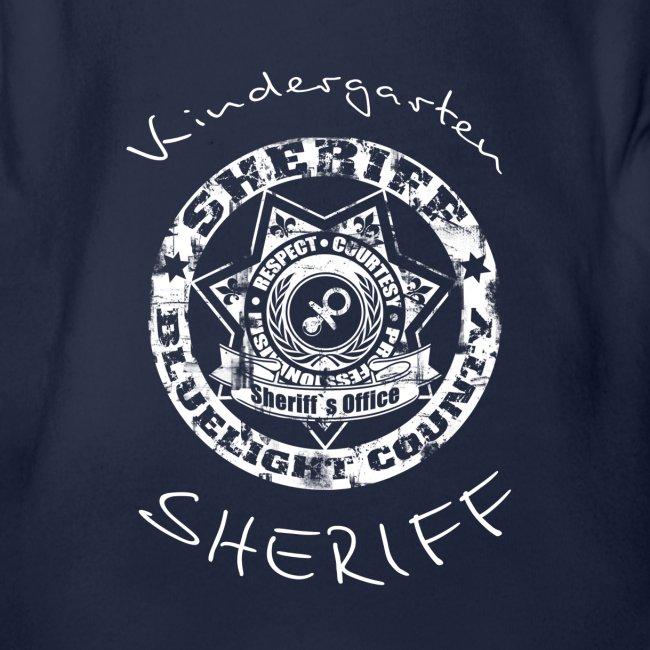 kindergarten sheriff