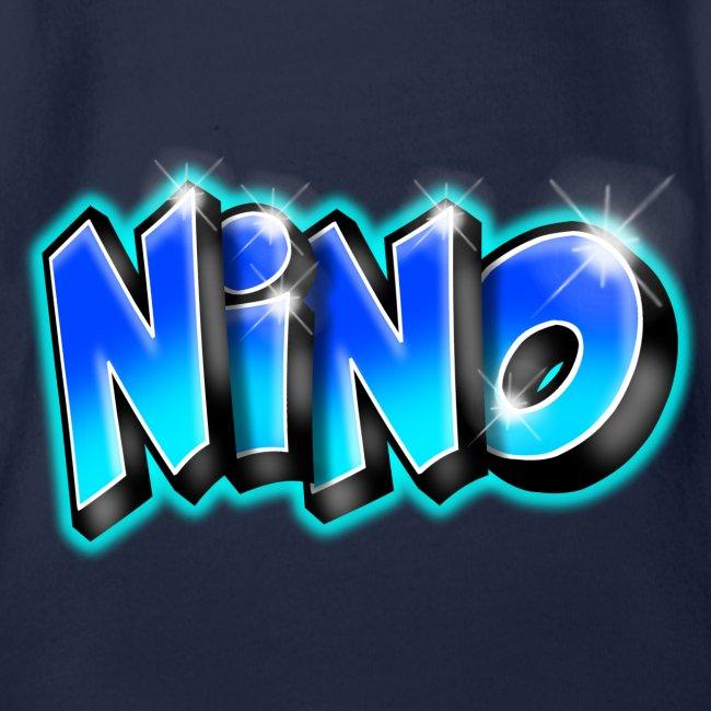 NINO graffiti name printable