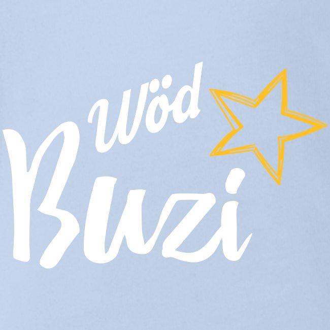 Vorschau: Wöd Buzi - Baby Bio-Kurzarm-Body