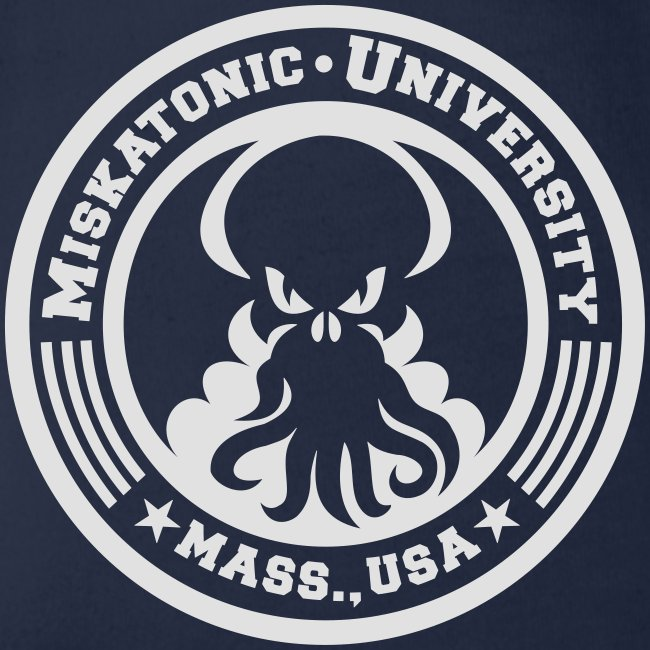 Miskatonic University Back