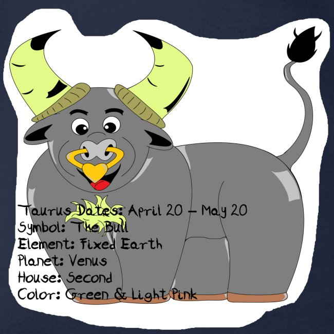 Astrologie: Taureau Edition detail text