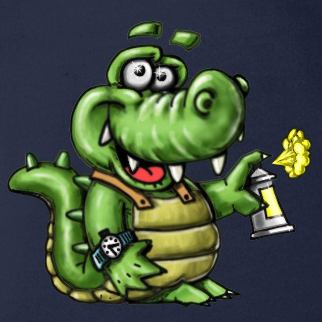 Crocodile Graffeur