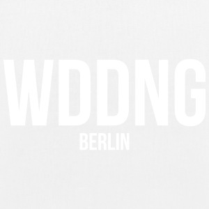WEDDING BERLIN - EarthPositive Tote Bag