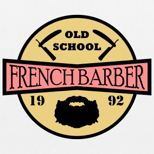 FRENCH BARBER - Bio-stoffveske