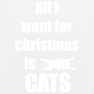 Christmas song spell cat - EarthPositive Tote Bag