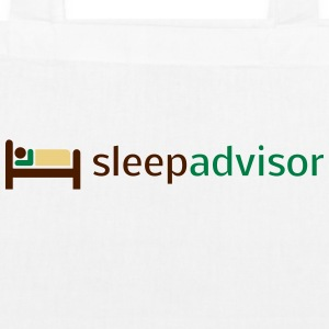 SleepAdvisor - EarthPositive Tote Bag