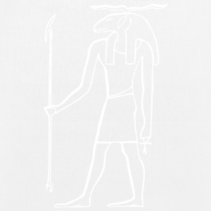 Ancient Egyptian God - EarthPositive Tote Bag