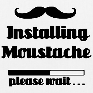 Installing Moustache, please wait - EarthPositive Tote Bag