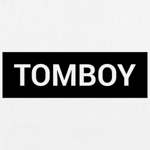 Tomboy - EarthPositive Tote Bag