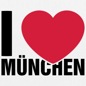 I love Muenchen - EarthPositive Tote Bag