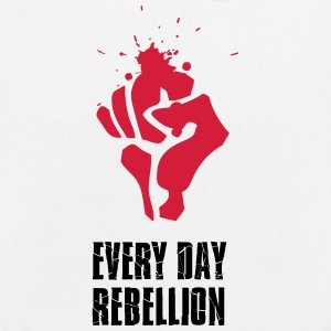 Rebellion fight Faust red blood every day revolutio - EarthPositive Tote Bag