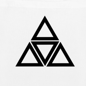 triangle - EarthPositive Tote Bag
