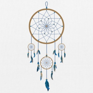 Kultur Dream Catcher - Bio-stoffveske
