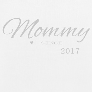 Mommy 2017 - EarthPositive Tote Bag