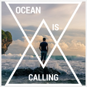 Ocean is calling! - EarthPositive Tote Bag