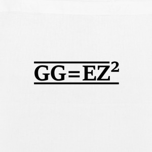 GG = EZ ² - EarthPositive Tote Bag