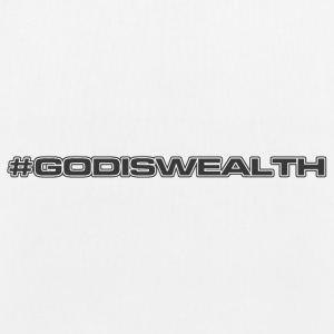 #godiswealth - EarthPositive Tote Bag