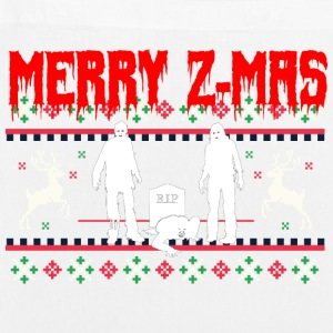 Merry Z-Mas - EarthPositive Tote Bag