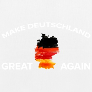 Make Germany Great Again - EarthPositive Tote Bag