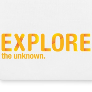 Explore the unknown. - EarthPositive Tote Bag