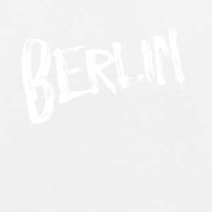 Berlin font - EarthPositive Tote Bag
