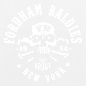 Fordham Baldies - EarthPositive Tote Bag