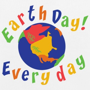 Earth Day Every Day - EarthPositive Tote Bag