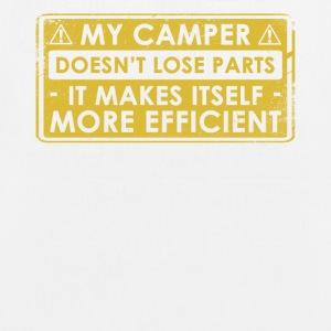 sacs et sacs dos camper spreadshirt. Black Bedroom Furniture Sets. Home Design Ideas