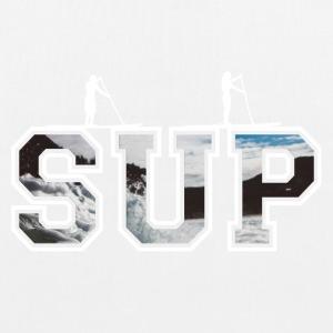SUP sammen - optimist Edition - Bio-stoffveske