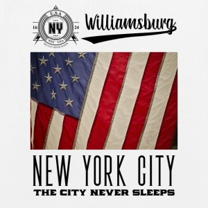 New York · Williamsburg - Øko-stoftaske