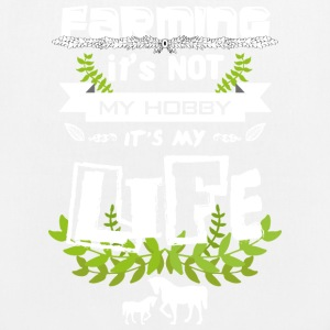 Farming it's not my hobby - EarthPositive Tote Bag