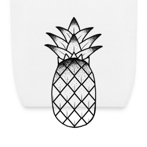 PINEAPPLE - EarthPositive Tote Bag