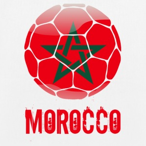 Morocco Soccer - EarthPositive Tote Bag