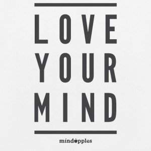 Mindapples Love your mind merchandise - EarthPositive Tote Bag
