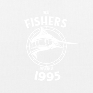 Present for fishers born in 1995 - EarthPositive Tote Bag