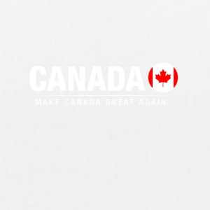Fare Canada Great Again - Borsa ecologica in tessuto