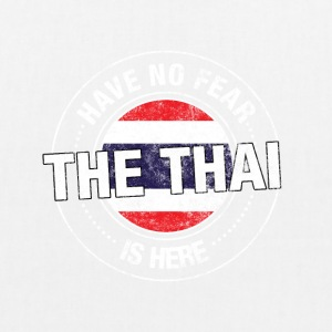 Har No Fear The Thai Is Here - Bio-stoffveske