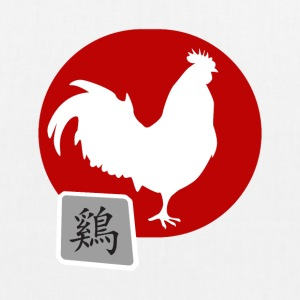 Chinese Year of The Rooster - EarthPositive Tote Bag