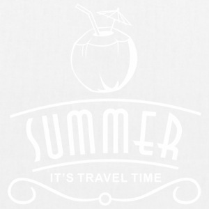Summer travel - EarthPositive Tote Bag