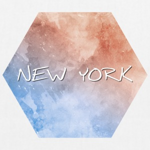 New York - Øko-stoftaske