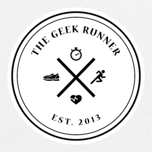 TheGeekRunnerwhite - EarthPositive Tote Bag