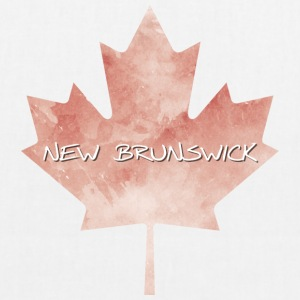 New Brunswick Maple Leaf - Ekologisk tygväska