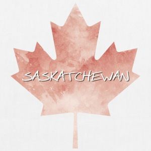 Saskatchewan Maple Leaf - Ekologisk tygväska