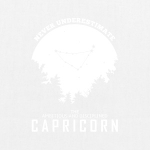 Capricorn Zodiac Horoscope Gift - EarthPositive Tote Bag