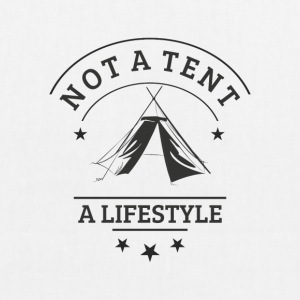 not_a_tent - EarthPositive Tote Bag