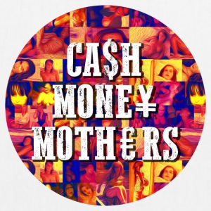 CASH MONEY MOTHERS PRINT - Bio-Stoffbeutel
