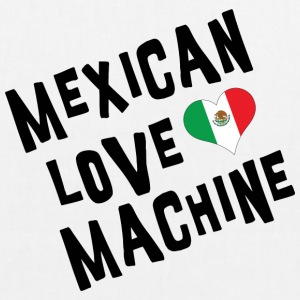 Mexicanske Love Machine - Øko-stoftaske