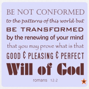 Be not conformed - EarthPositive Tote Bag