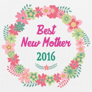 Best New Madre 2016 - Borsa ecologica in tessuto