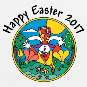 Happy Easter 2017 - EarthPositive Tote Bag